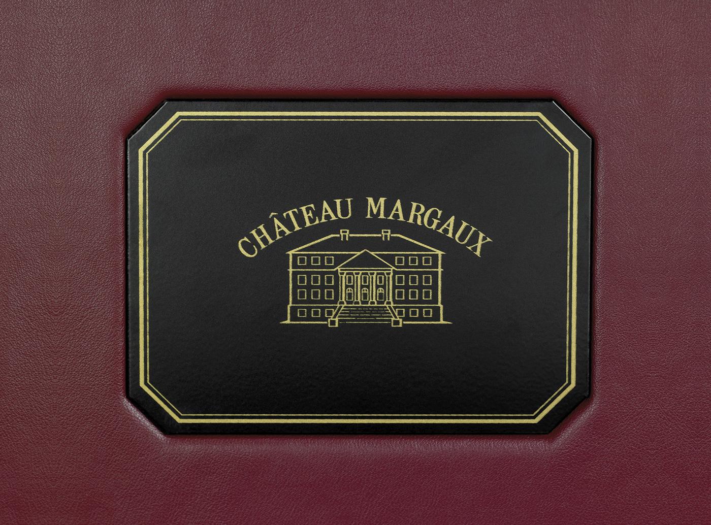 Château Margaux - Un design pensé par l'agence de design de Paris Partisan du Sens.