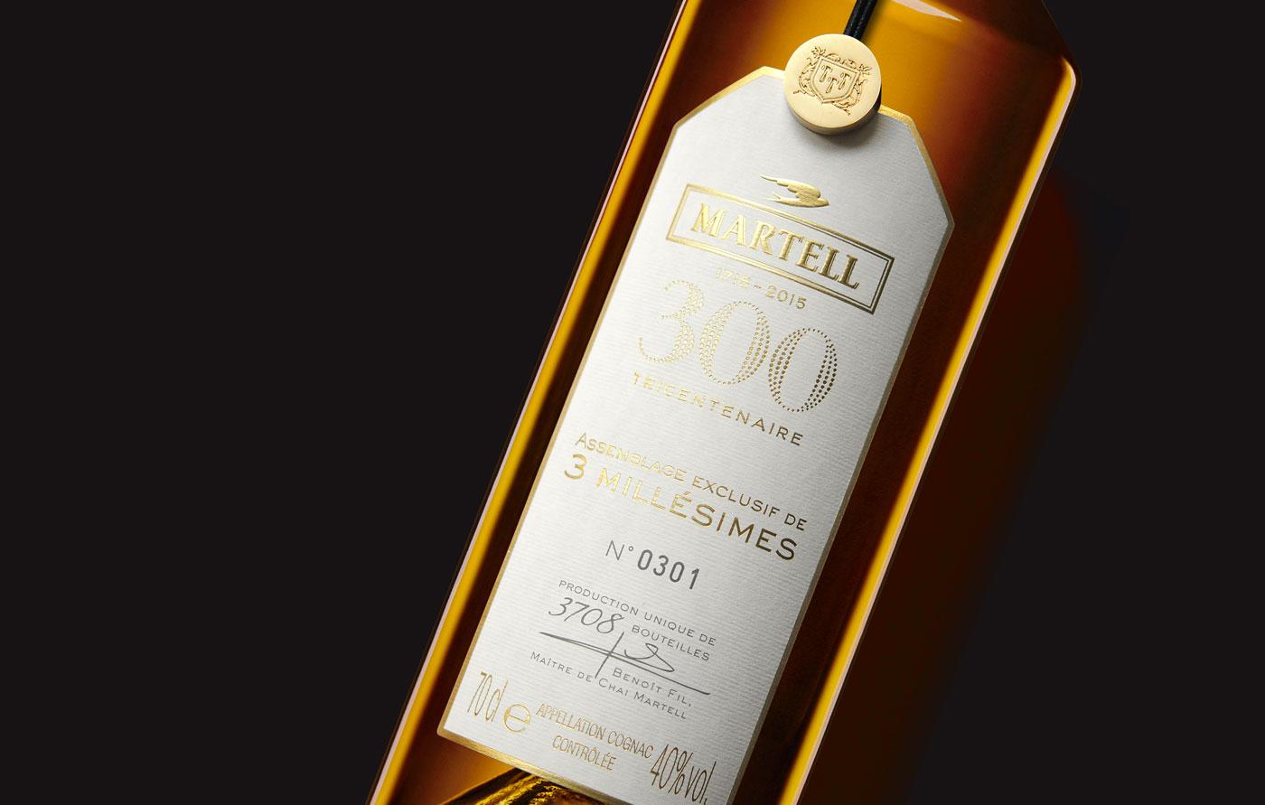Martell 300 ans