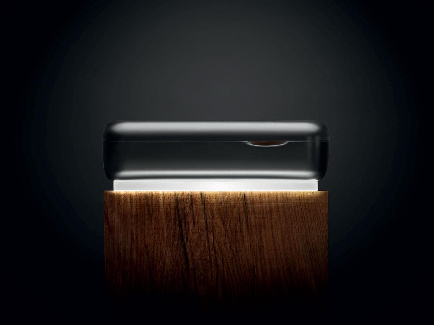 Nespresso - Hawaii Kona - Un design pensé par l'agence de design de Paris Partisan du Sens.