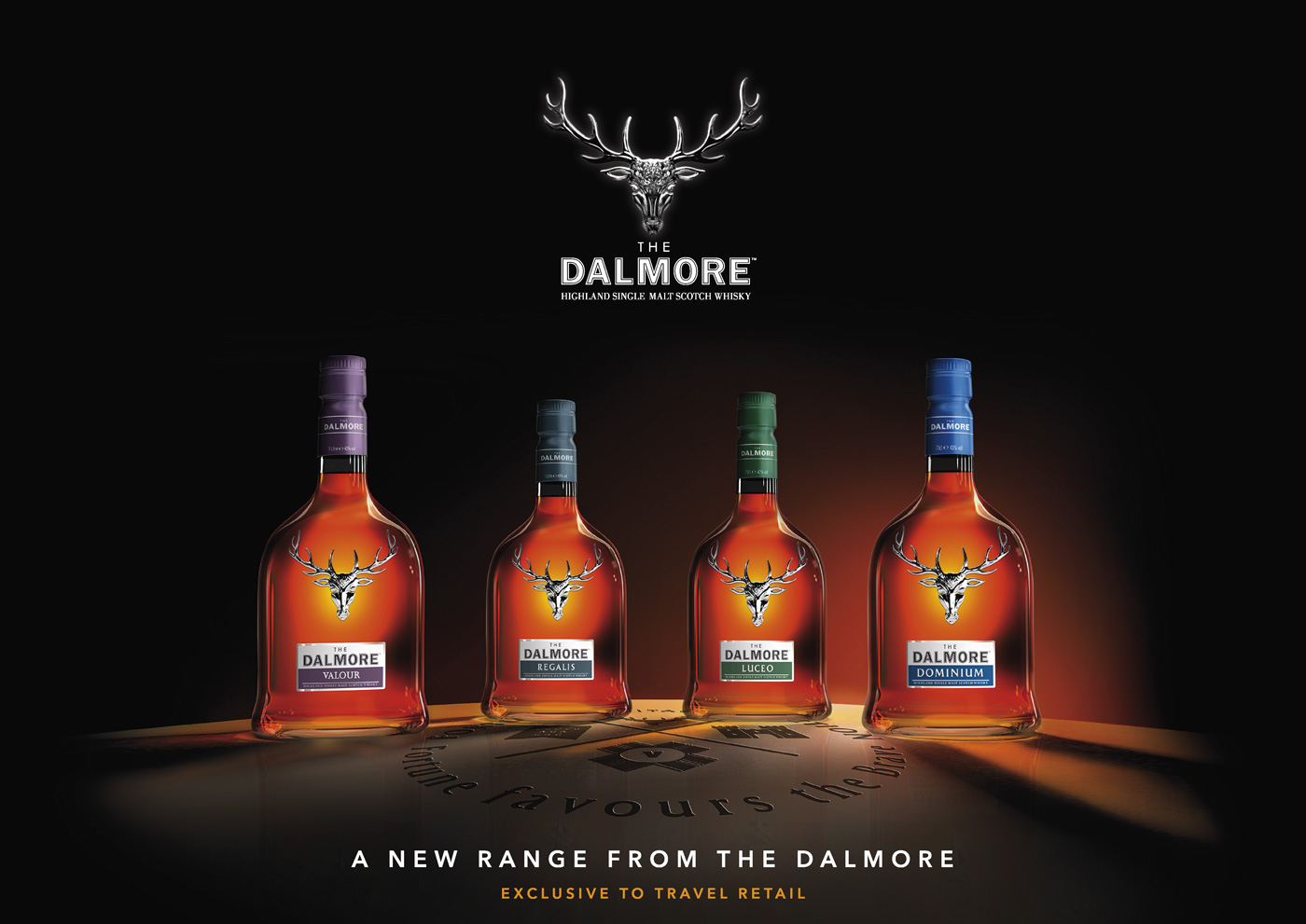 The Dalmore Key visual