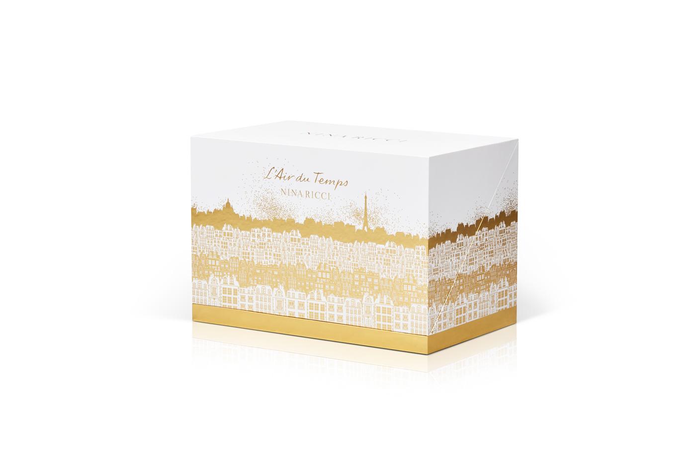 Nina Ricci Activation - Un design pensé par l'agence de design de Paris Partisan du Sens.