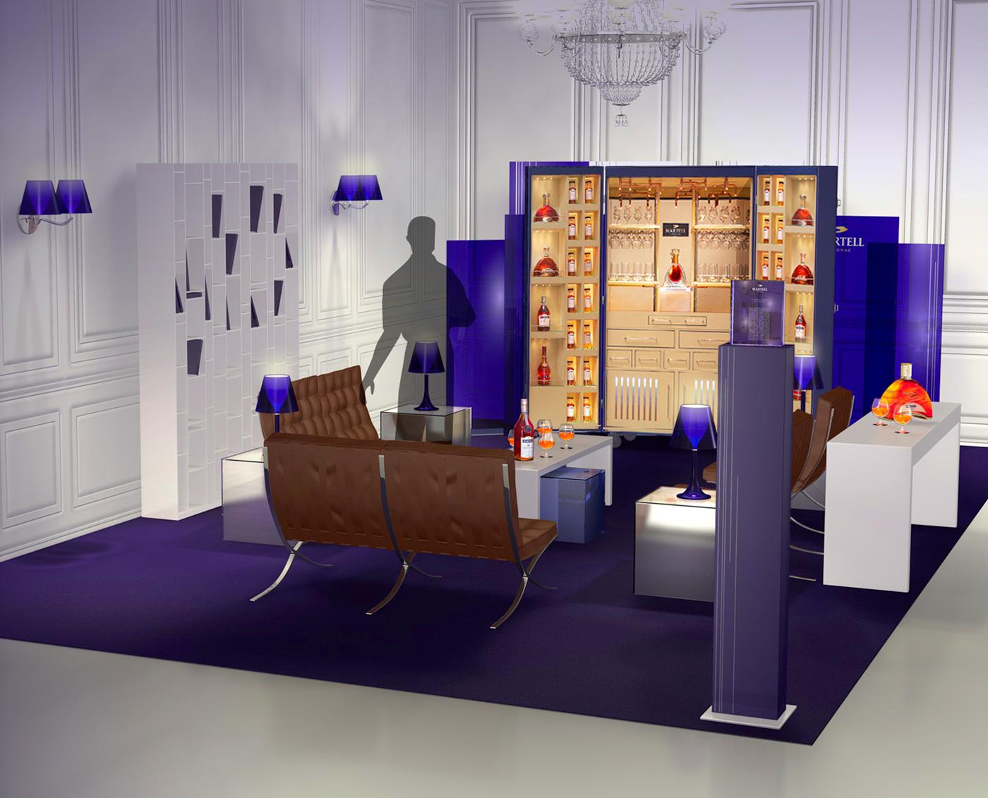 Martell - Un design pensé par l'agence de design de Paris Partisan du Sens.