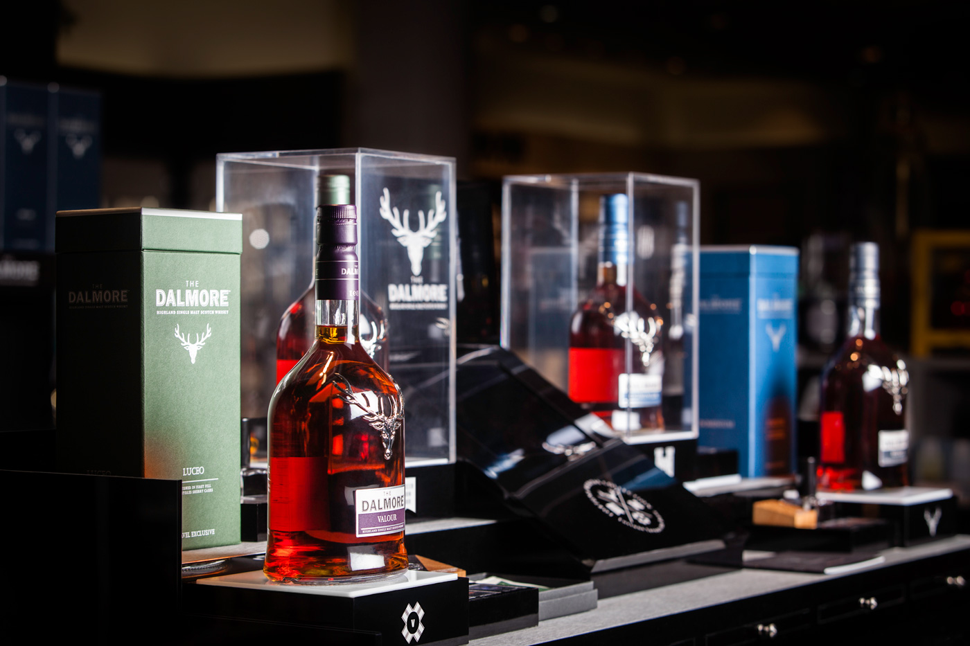 The Dalmore Training Kit