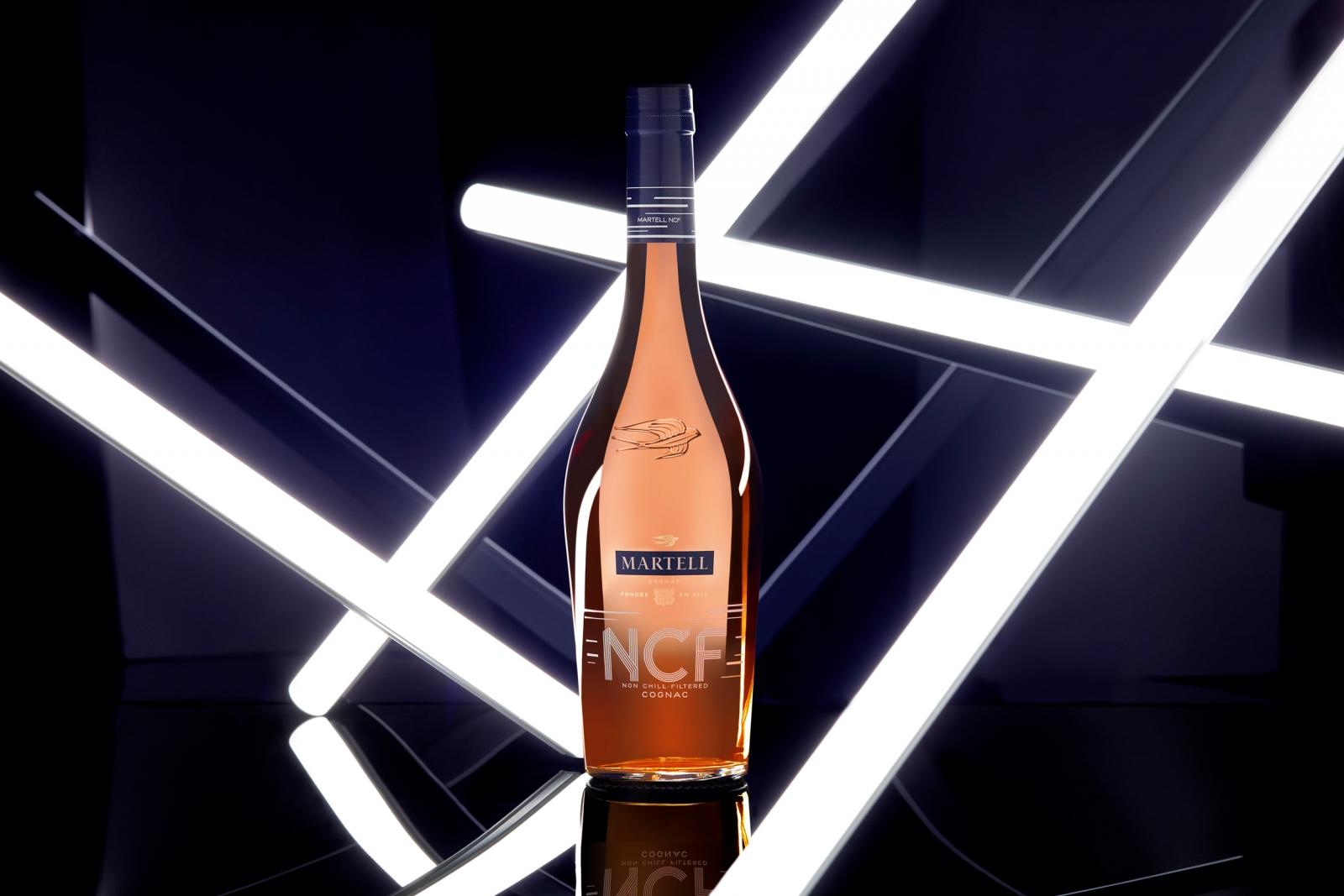 Martell NCF - Un design pensé par l'agence de design de Paris Partisan du Sens.
