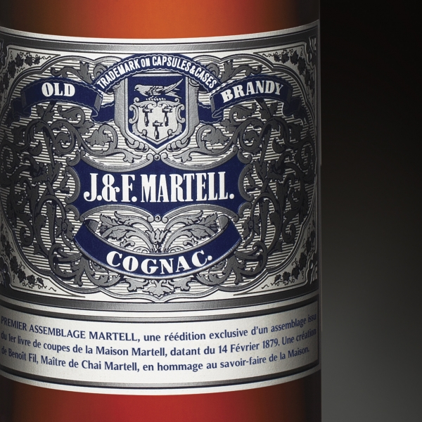 Martell Old Brandy - Partisan du Sens