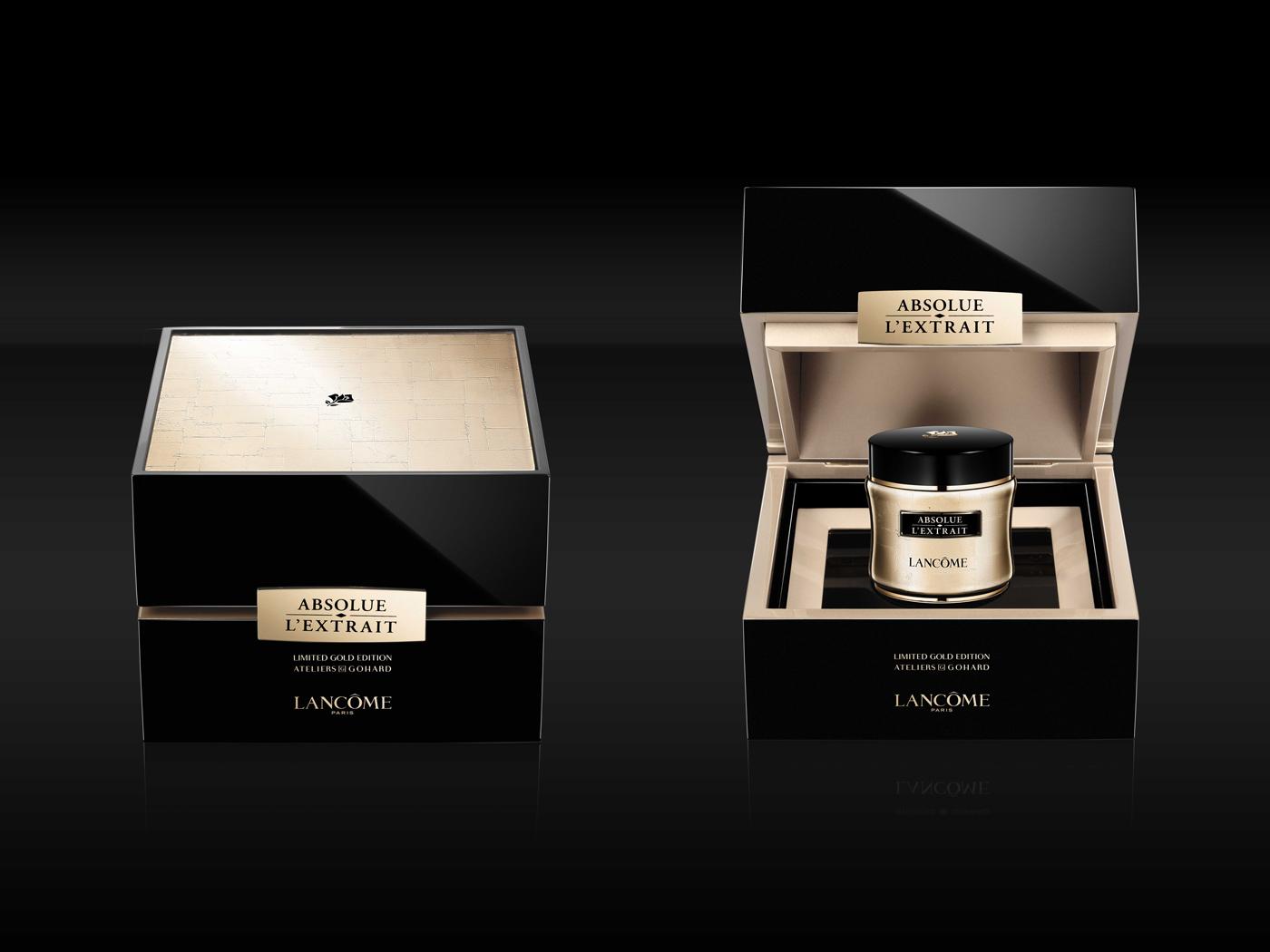 Lancôme & Gohard - Un design pensé par l'agence de design de Paris Partisan du Sens.