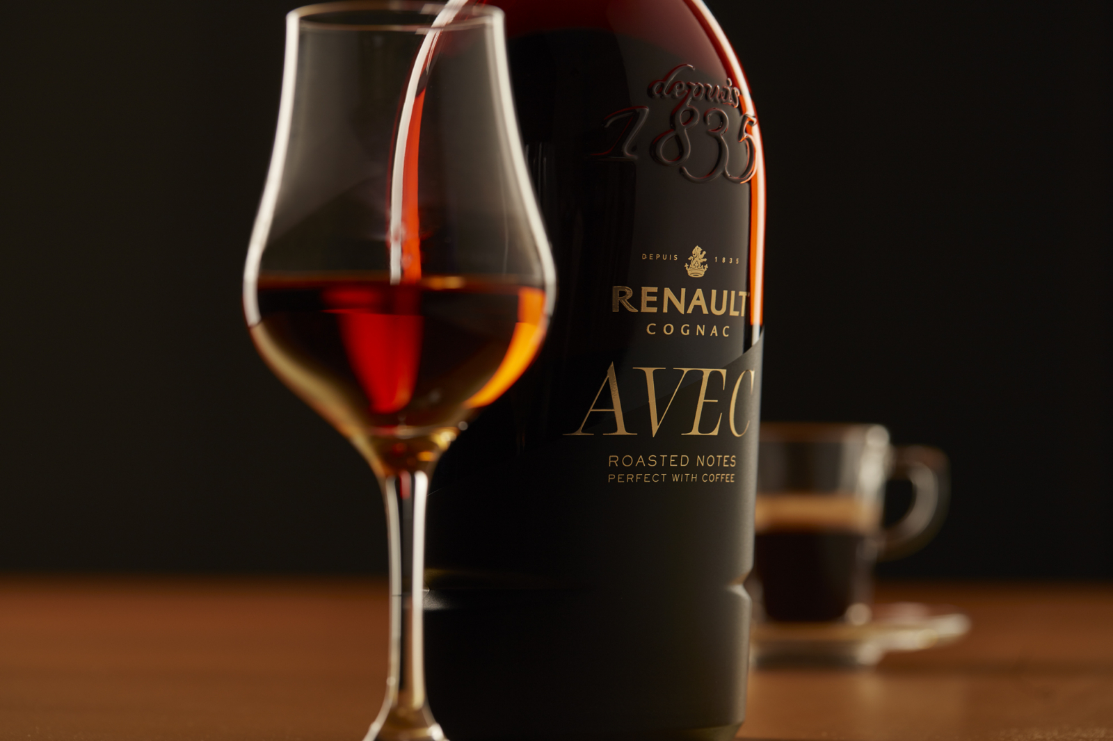 Renault Cognac AVEC - Un design pensé par l'agence de design de Paris Partisan du Sens.