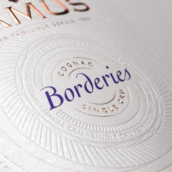 Camus Borderies - Partisan su Sens