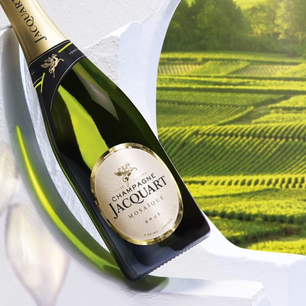 Champagne Jacquart - Partisan du Sens