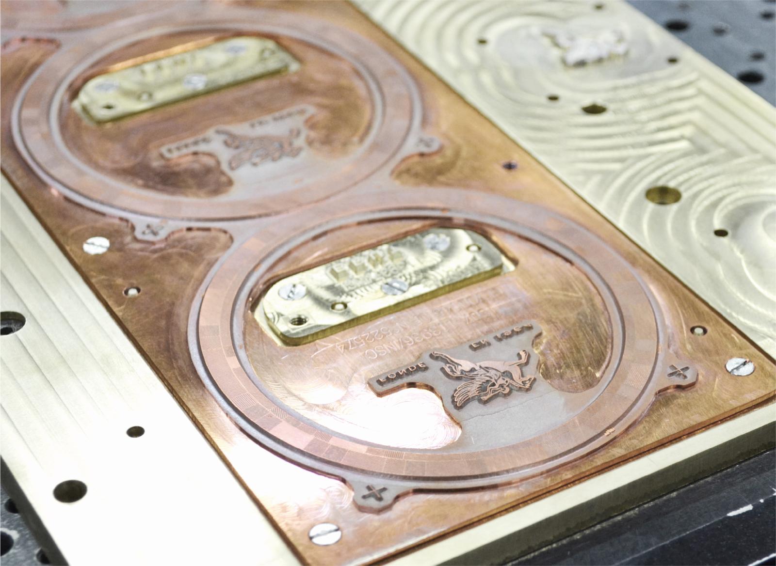 Production Champagne Jacquart - Un design pensé par l'agence de design de Paris Partisan du Sens.