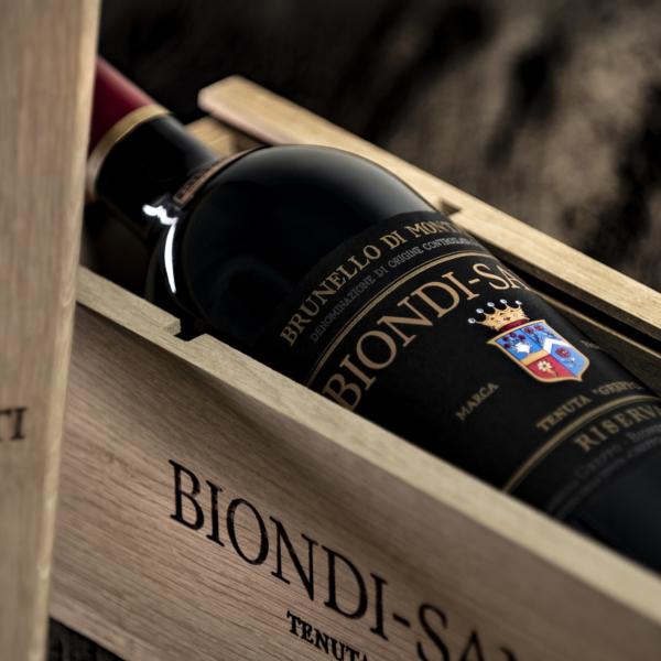 Biondi-Santi - Partisan du Sens