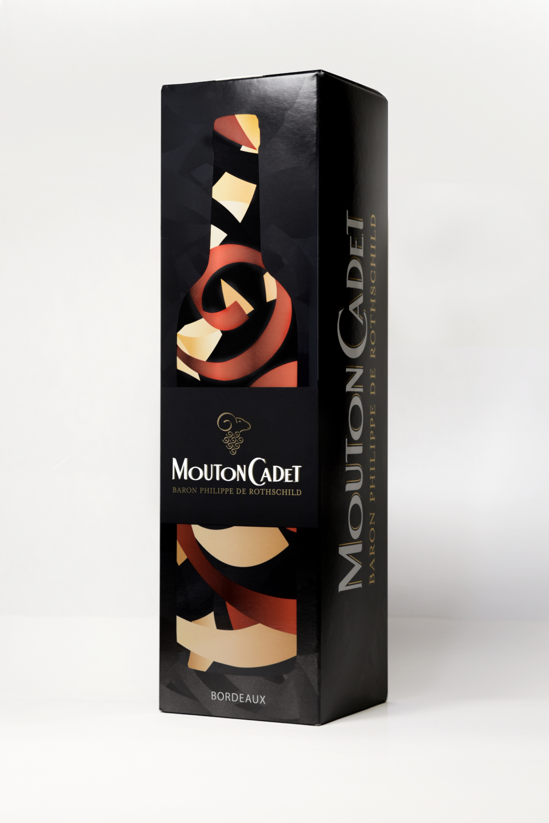 MOUTON CADET - Un design pensé par l'agence de design de Paris Partisan du Sens.