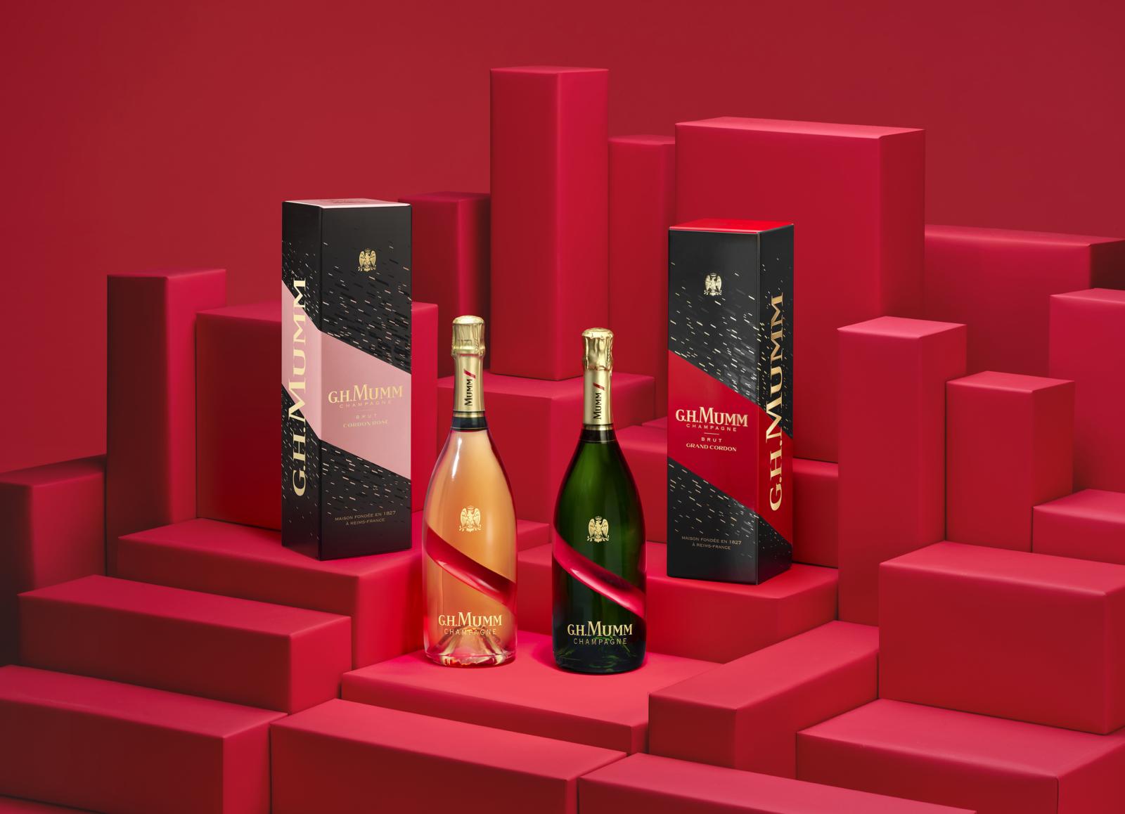 MUMM - Un design pensé par l'agence de design de Paris Partisan du Sens.