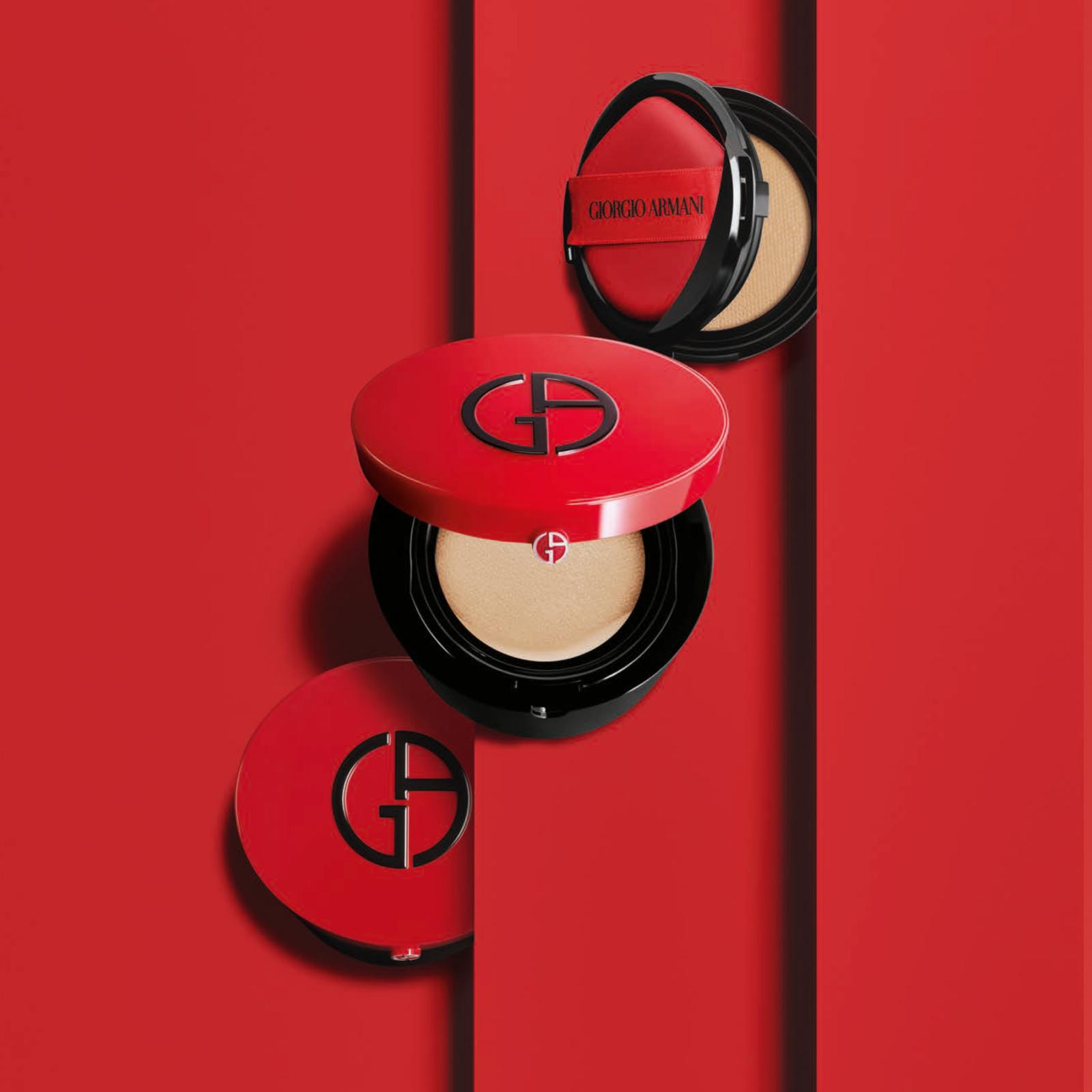 ARMANI- Un design pensé par l'agence de design de Paris Partisan du Sens.